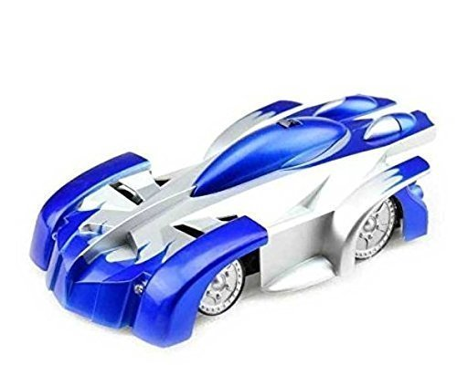Balaji Retails Wall Climber Remote Control Car ZERO GRAVITY WALL CLIMBING RC CAR (Color may vary)  available at amazon for Rs.749