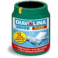 Desincrustante DIAVOLINA Bio Fosse 12bolsitas