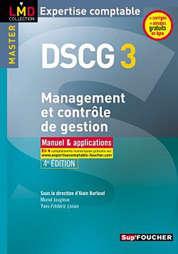 DSCG 3 Management et contrôle de gestio...