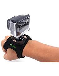 Mondpalast @ bande de poignet style de Gant réglable courroie de Fixation pour GoPro Hero 2 3 3 +