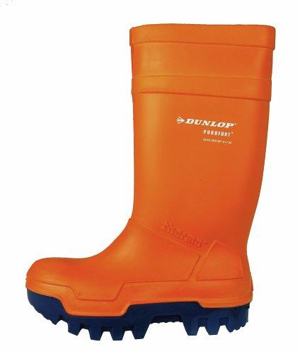 Dunlop Thermo Plus Winterstiefel orange S5 (37/38 (5))
