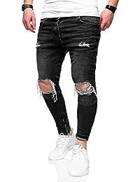 4a62058f8f0754 Suchergebnis auf Amazon.de für  jeans mit löchern herren  Bekleidung