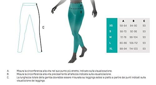 c4b3d0158de64c Smmash Crossfit Women's Leggings Aurora Long