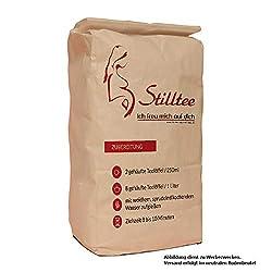 Stilltee Milchbildungstee mit Bockshornklee 500g Vorteilspackung - lose - Kräutertee beim Stillen - ohne Zusatz von Zucker oder Aromen - hergestellt in Deutschland