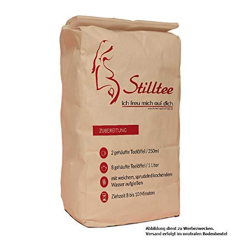 Stilltee Milchbildungstee mit Bockshornklee 500g Vorteilspackung - lose - Tee zum Stillen - ohne Zusatz von Zucker oder Aromen - hergestellt in Deutschland