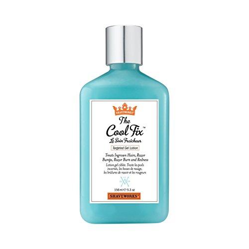 Shaveworks - The Cool Fix gegen Rasurbrand & eingewachsene Haare - 156 ml