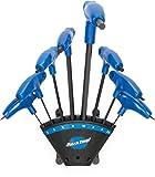 Park Tool Unisex-ph1.2-Inbusschlüssel Set, blau, One Size
