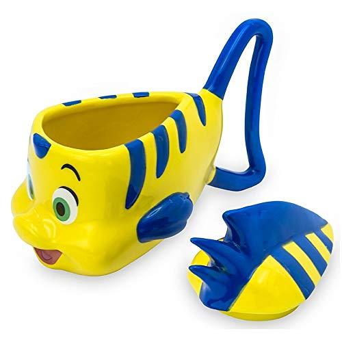 Arielle die Meerjungfrau - Fabius - Tasse | offizielles Merchandise von Disney