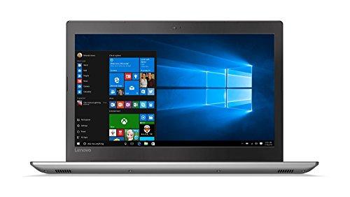 Lenovo 520-15IKB 15.6-Inch Notebook - (Iron Grey) (Intel I5-7200U Processor, 8 GB RAM, 256 GB SDD, Windows 10 Home)