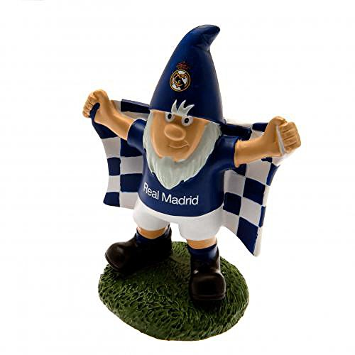 Offizielles Real Madrid FC Garden Gnome