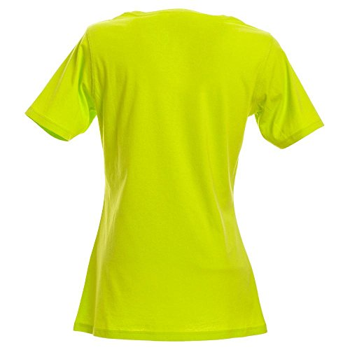 James & Nicholson Damen T-Shirt Lime Green