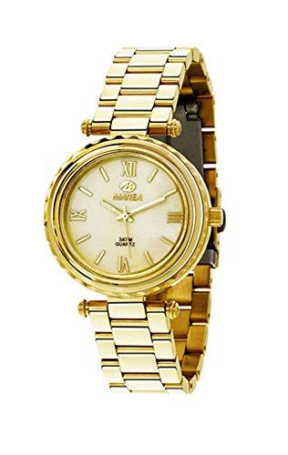 Reloj Marea Unisex B54009/1 Dorado