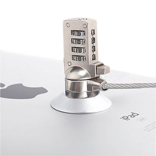 Kabelschloss Sicherheitsschlosskabel Diebstahlsicherungs Kabel für  Smartphone Laptop MacBook iPad iPhone Tablets PC Display Monitor Keyed Lock  Sicherheitsschloss