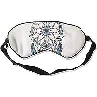 Eye Mask Eyeshade Dream Catcher Drawing Sleeping Mask Blindfold Eyepatch Adjustable Head Strap preisvergleich bei billige-tabletten.eu