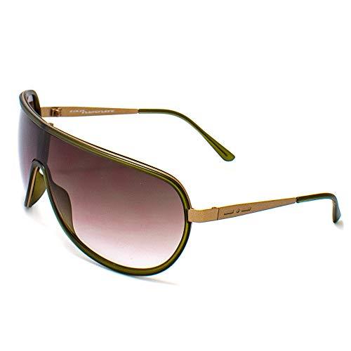 Italia Independent Unisex-Erwachsene 0072-032-000 Sonnenbrille, Braun (Marrón), 0