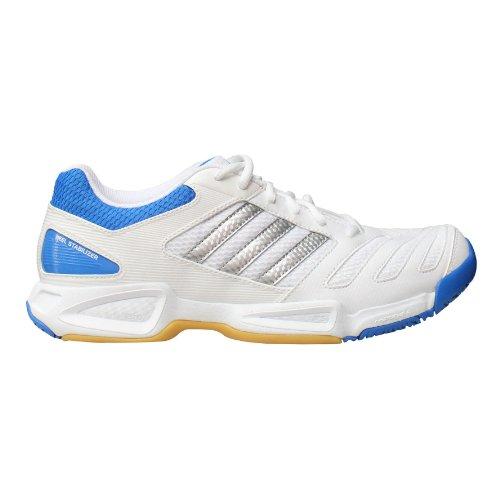 Adidas Badminton Schläger Feather Team Gerichtsschuh Blau