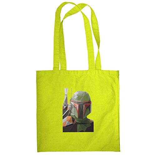 Texlab–Poly Bounty Hunter–sacchetto di stoffa Gelb
