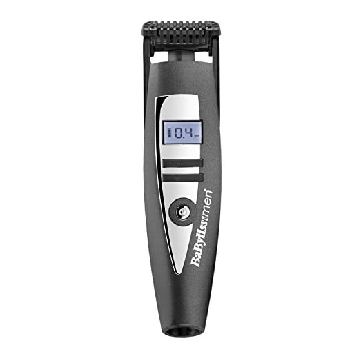 istubble - 419 Y RYijL - BaByliss for Men iStubble + Beard Trimmer