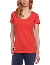 Anvil 391 - T-shirt - Uni - Col Ras Du Cou - Manches Courtes - Femme