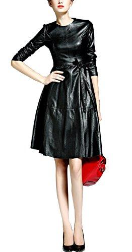 Lacus-UK - Robe - Femme Noir