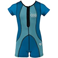 Arena Awt Warmsuit Accessori, Unisex – Adulto, Martinica/Blue, 3-4Y