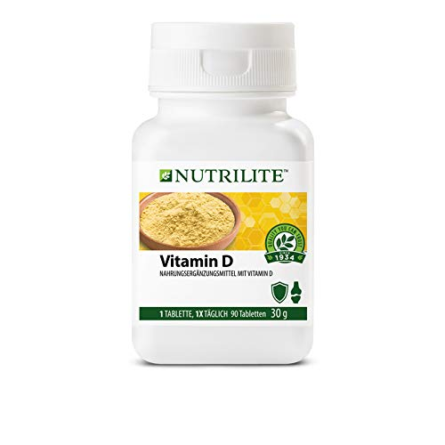 Vitamina D NUTRILITE 90 compresse - Nutrilite