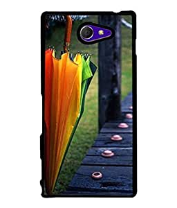 PrintVisa Nice Click High Gloss Designer Back Case Cover for Sony Xperia M2 Dual :: Sony Xperia M2 Dual D2302