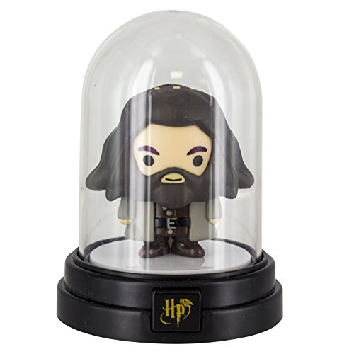 HARRY POTTER - Mini Bell Jar Light - Hagrid - 12cm : P.Derive, ML