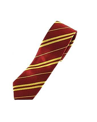 Zac's Alter Ego® Cravatta per costume da mago rosso Burgandy taglia unica