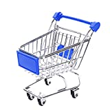 Wanbor Cart Mini Shopping Cart - Blue