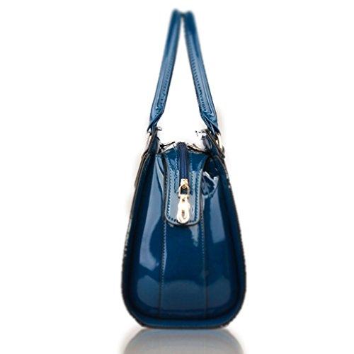 FAIRYSAN , Damen Schultertasche blau blau