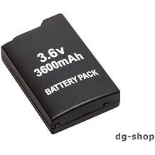 fdsaa de 876batería Accu batería para PSP Sony 10001004Portable 3600mAh