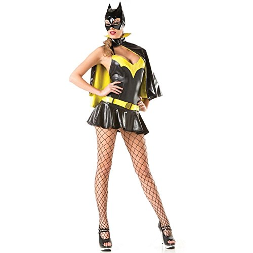 Sexy Batty Batwoman Kostüm (medium)