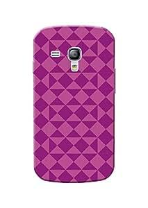 Samsung Galaxy S3 Mini Hard Cover Kanvas Cases Premium Quality Designer 3D Printed Lightweight Slim Matte Finish Back Case for Samsung Galaxy S3 Mini