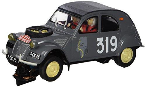 Les Voitures 1/32éme - A10155x300 - Voiture De Circuit - Citroën 2 Cv Montecarlo