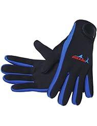 Neopreno anti-scratch impermeables usar-resistencia guantes de buceo calidez