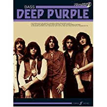 [(Deep Purple Authentic Playalong Bass: Bass Guitar Songbook)] [Author: Deep Purple] published on (April, 2008)