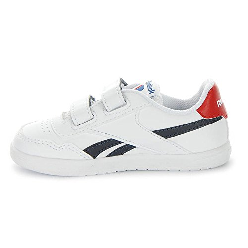 Reebok - Scarpe da ginnastica Sneakers da bambini e ragazzi Bianco