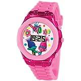 Trol de Dreamworks oficial LCD Digital reloj de pulsera de chicas - nueva película regalo