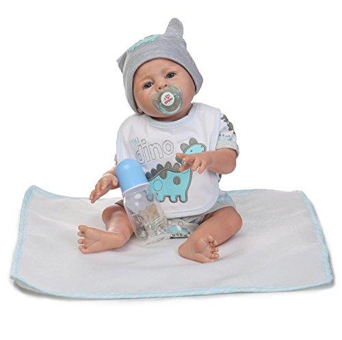 Bebé Reborn Nicery con boca magnética