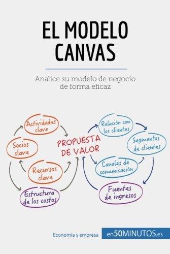 El modelo Canvas: Analice Su Modelo De Negocio De Forma Eficaz par 50Minutos.Es