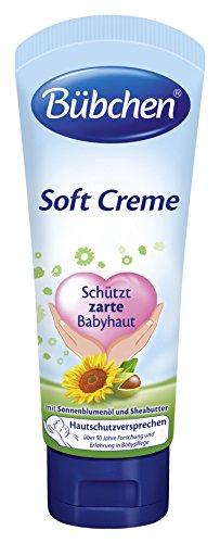 Bübchen Soft Creme, 8er Pack (8 x 75 ml)