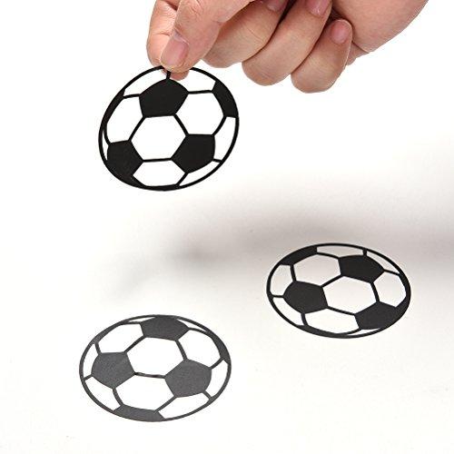 Personalisierte Fußball Fußball Ball Wandaufkleber Sport Jungen Schlafzimmer Kunst Vinyl Wandaufkleber für Kinderzimmer Kinderzimmer Dekor ()