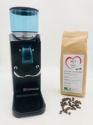 Rancilio Rocky NoDoser Coffee Grinder NEW Edition - Rancilio