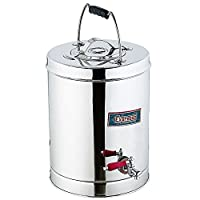 Expresso Tea Urn Stainless Steel 10 Litres Hot & Cold Pot