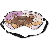 Cartoon Donuts 99% Eyeshade Blinders Sleeping Eye Patch Eye Mask Blindfold For Travel Insomnia Meditation preisvergleich bei billige-tabletten.eu