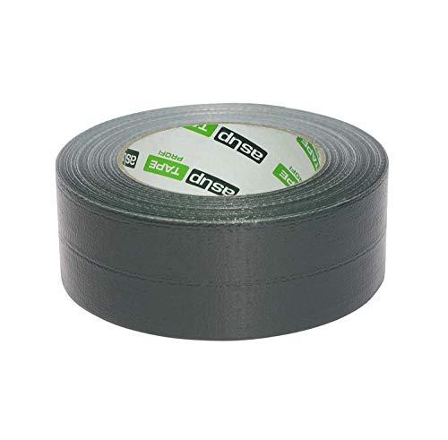 ASUP TAPE PREMIUM - Gewebeklebeband - 48 mm x 50 m - oliv-grün | für Innen- und Außenanwendung | für glatte und raue Oberflächen |von Hand reißbar | feuchtigkeitsbeständig
