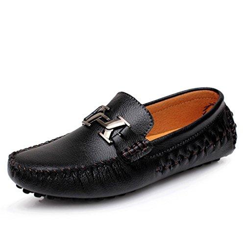 Minitoo , Sandales Compensées homme Noir - noir