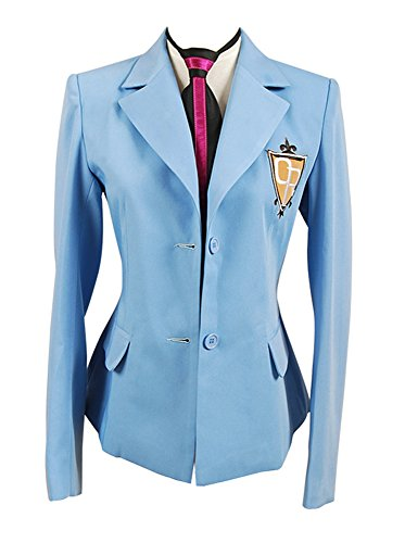 Ouran High School Host Club Jacke Mantel Uniform Cosplay Kostüm