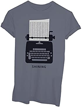 T-Shirt SHINING MACCHINA DA SCRIVERE - CINEMA - by iMage